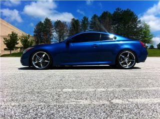 20 MRR GT5 Rims Wheels Nissan 350Z 370Z Infiniti G35 Coupe G37 Ford
