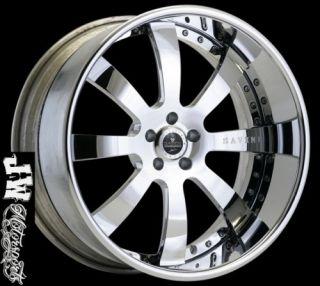 20 inch Savini SV 28 Wheels Mercedes E Class Rims