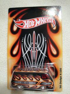 Hot Wheels 2011 Japan Dodge A100 Super RARE