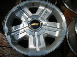 2012 Factory Chevy Silverado 1500 18Wheels with Centers