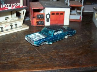 Hot Wheels Redline Custom T Bird 1967 Parts Car or Rebuild