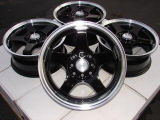 15 Effect Wheels Rims 4 Lugs Civic Insight Prelude Accent Rio Colt