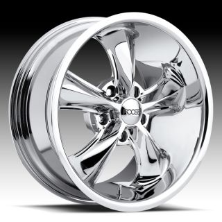 18 Wheels Rims FOOSE Legend Chrome Mustang Wrangler Lincoln Town