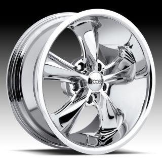 18 Wheels Rims FOOSE Legend Chrome Mustang Wrangler Lincoln Town