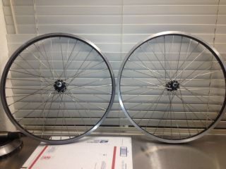 SUN RHYNO LITE RIMS BULLETPROOF SEALED HUBS Old School BMX Wheels Set