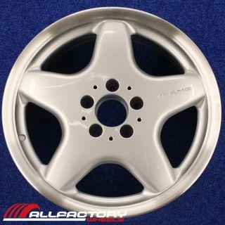 Mercedes C43 C 17 Factory AMG Rim Wheel Rear 65209
