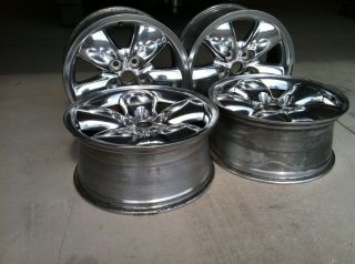 Dodge RAM 20 Polished Chrome Alloy Factory Rims Wheels