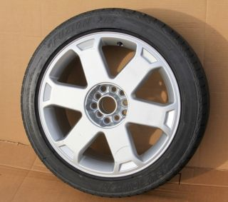 Hole Avus Alloy Rim Wheel Tire Fuzion ZRI 225 45 17 91W Summer