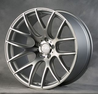 20 Miro 111 Wheels Rims Fit BMW M3 2000 Current 35 Offset E46 E90 E92