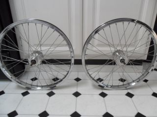 old school bmx araya super 7 x rims suzie sealed hubs gt dk redline