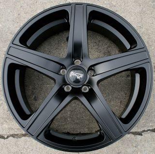 Niche Euro M103 20 M Black Rims Wheels Cadillac cts 08 Up 20 x 8 5 5H