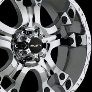 17 Hostel Wheels Rim Chrome Silverado Avalanche H2 RAM