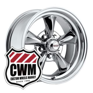 17x8 Chrome Wheels Rims 5x5 Lug Pattern for Chevy C1500 2WD 88 96
