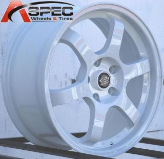 17x7 5 Rota Grid Wheels 5x114 3 Rims ET45MM Fits 5 Lug Civic Eclipse