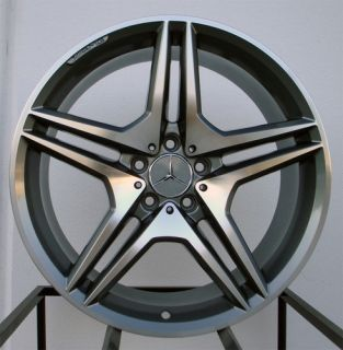 19 AMG Wheels Rims Fit Mercedes CLS 320 350 550 CLS 55 65 AMG 2004