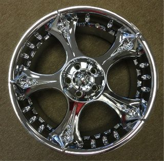 20 Devino Set of 4 Wheels Rims Blow Out Jeep Cherokee Wrangler