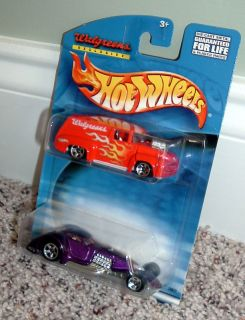 Hot Wheels  56 Ford Truck Hammered Coupe Promo