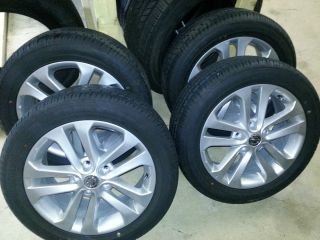 Factory Wheels and Tires New Car Take Offs Goodyear 215 55 17