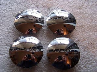 Proline Alloy Wheels Center Cap Part C 601 1 Set of 4