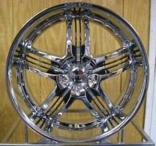 New Sale Price 26 inch Rims Tires Wheels Escalade Rockstarr 41O Pkg