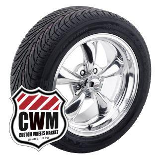 Aluminum Wheels Rims Tires 225 50ZR17 for Pontiac Tempest 64 70