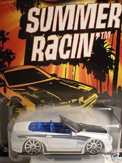 Hot Wheels Summer Racing Mercedes Benz SL55 AMG