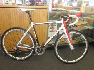 Crux Expert Force Cyclocross Bike DT Wheels 56cm Immaculate