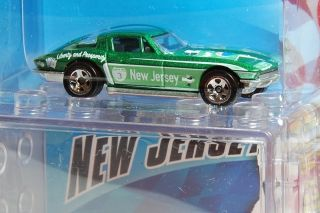 Hot Wheels Connect Cars 64 Sting Ray New Jersey New