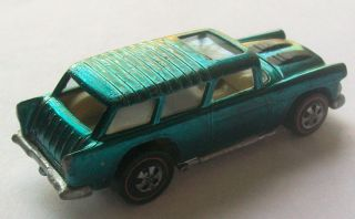 Hot Wheels Redline 55 Classic Nomad 1969 1970 Vintage from 69 or 70