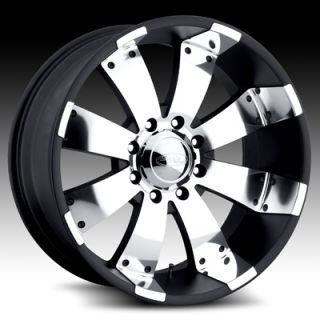 American Eagle 064 Wheels Rims 20x10 Fits Ford Super Duty F250 F350