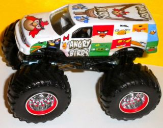 BIRDS PRECISION MADE MONSTER JAM TRUCK HOT WHEELS 1 64 SWEET TRUCK