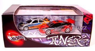 Hot Wheels 1 64 Honda Civic Acura RSX Import Tuners