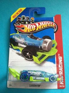 Hotwheels Hot Wheels 2013 Treasure Hunt Carbonator Soda Car