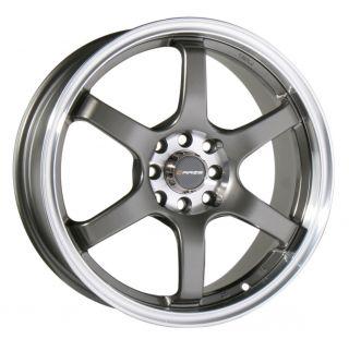 17 Raze Wheels Rims R74 Toyota Celica Matrix Prius Scion TC XB XD