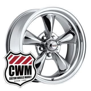 /17x9 Chrome Wheels Rims 5x4.50 lug pattern for Ford Galaxie 68 72