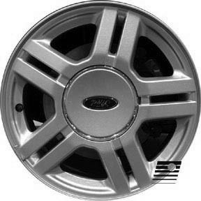 Refinished Ford Windstar 2001 2003 16 inch Wheel Rim