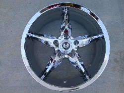 ST6 YOSHI 20X8 5 5X120 65 35MM WHEELS RIMS CHROME CAMARO FIREBIRD