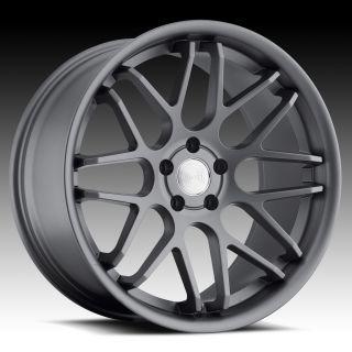 20 Staggered Euro Tek Wheels 5x114 3 Rim Fit Ford Mustang V6 V8 GT