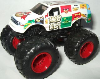 Birds Custom Made Monster Jam Truck Hot Wheels 1 64 Sweet Truck
