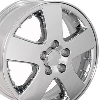 Pontiac Grand Prix GXP Chrome Wheels 06 08 6579 Rims Set of 4