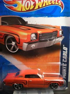 Hot Wheels 70 Chevy Monte Carlo Muscle Mania 6