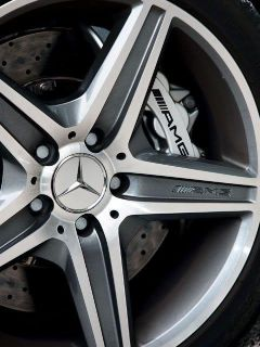 Mercedes Benz E63 AMG Wheels E55 E550 E350 E320