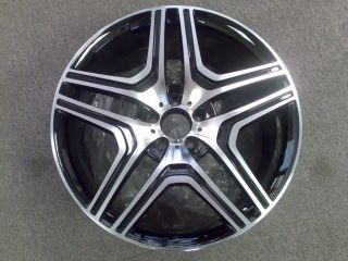 20 Mercedes Benz ML63 Style Wheels Rims Fits Any ML350 ML550 R350