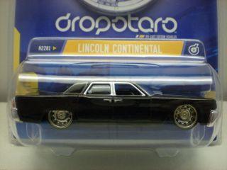Hot Wheels Dropstars 64 Lincoln Continental Gloss Black