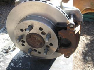 Mopar Rear Disc Brakes 15 Wheels A Body Chrysler 8 75 and Dana 60