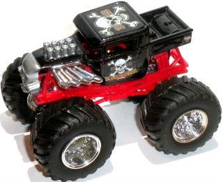 Bone Shaker 1 64 Hot Wheels Monster Jam Truck