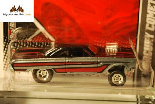 Hot Wheels Garage 65 Mercury Comet Cyclone 2011 L Case