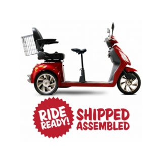 Wheels EW 66 R SENIOR ELECTRIC MOBILITY SCOOTER NEW SPEED CONTROL