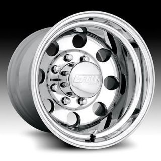 Eagle Alloys 0589 058 Polished Aluminum Wheels Rims 5x4 75