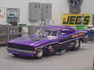 69 Charger Funnycar Hot Wheels Speed Demons
